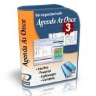 Agenda At OnceDiscount