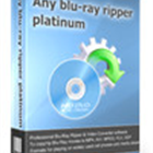 Any Blu-ray Ripper Platinum (PC) Discount