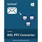 AOL PFC Converter Tool is used to convert AOL PFC file to MS Outlook EML/MSG/ PST/ MBOX/ PDF/ & Office 365.