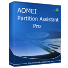 AOMEI Partition Assistant Professional Edition (PC) Discount
