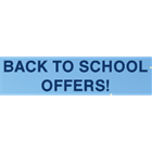 Back to School 70% Off!Discount