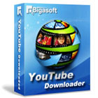 Bigasoft YouTube Downloader (Mac & PC) Discount