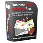 Business Card Designer PlusDiscount