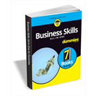 Business Skills All-in-One For Dummies ($22.99 Value) FREE for a Limited Time (Mac & PC) Discount