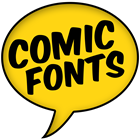 Comic Fonts (Mac & PC) Discount