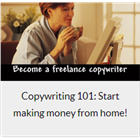 Copywriting 101: Start making money from home!Discount