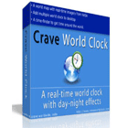 Crave World Clock (PC) Discount