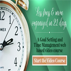 Create Work - Life Balance for Busy Professionals in 21 days (Mac & PC) Discount