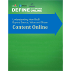 Define What's Valued Online: Understanding How BtoB Buyers Source, Value and Share Content Online (Mac & PC) Discount