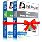 Disk Doctors Mac Recovery Bundle (Mac) Discount
