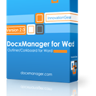 DocxManager - Document Organizer and Site Builder for WordDiscount