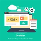 DRAFTLER - Professional Drag-And-Drop Website Builder (Mac & PC) Discount