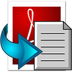 Enolsoft PDF to Text for MacDiscount