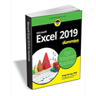 Excel 2019 For Dummies ($29.99 Value) FREE for a Limited Time (Mac & PC) Discount