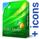 Folder Marker Pro + Business Folder Icons Bundle (PC) Discount