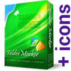 Folder Marker Pro + Everyday 10 Folder Icons Bundle (PC) Discount