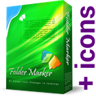Folder Marker Pro + Extra 10 Folder Icons Bundle (PC) Discount