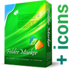 Folder Marker Pro + Genealogy Folder Icons Bundle (PC) Discount
