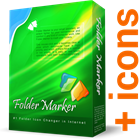 Folder Marker Pro + Halloween Folder Icons BundleDiscount