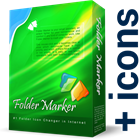 Folder Marker Pro + Music Folder Icons Bundle (PC) Discount