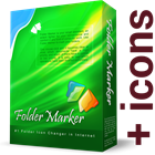 Folder Marker Pro + Numbered Folder Icons BundleDiscount