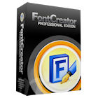 FontCreator Professional Edition (PC) Discount