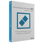 Genie Backup Manager ProfessionalDiscount
