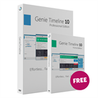 Get Genie Timeline Home for FREE with these 60% Discounted Products!! (Mac & PC) Discount