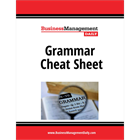 Grammar Cheat Sheet (Mac & PC) Discount
