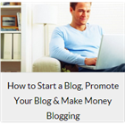 How to Start a Blog, Promote Your Blog & Make Money BloggingDiscount
