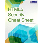 HTML5 Security Cheat SheetDiscount