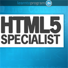 HTML5 Specialist Certification (Mac & PC) Discount