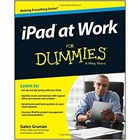 iPad at Work for Dummies (Free eBook Valued at $16.99!)Discount