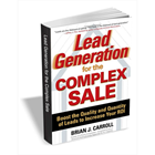 Lead Generation for the Complex Sale - Chapter 3 (Mac & PC) Discount