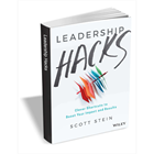 Leadership Hacks: Clever Shortcuts to Boost Your Impact and Results ($13.00 Value) FREE for a Limited Time (Mac & PC) Discount