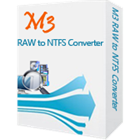 M3 RAW to NTFS ConverterDiscount