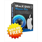 MacX DVD Ripper Pro V6.5.6 ($67.95 Value) FREE for a Limited Time (Mac & PC) Discount