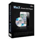 MacX iPhone DVD Ripper for Mac (Mac) Discount