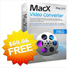 MacX Video Converter Pro - No.1 Fast 4K UHD Video Processing Tool ($59.95 Value) FREE For a Limited Time (Mac) Discount