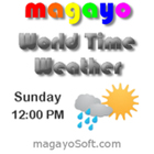 magayo World Time WeatherDiscount