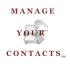 Manage Your Contacts (PC) Discount