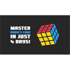 Master Rubik's Cube in 4 days! (Mac & PC) Discount