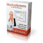 MockupScreens (Mac & PC) Discount