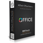 MSTech Office Home (PC) Discount