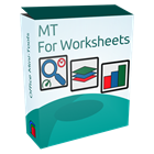 MT for Worksheets (PC) Discount