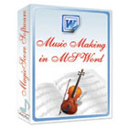 Music Making in MS Word (PC) Discount