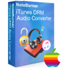 NoteBurner iTunes DRM Audio Converter for Mac (Mac) Discount