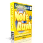 NoteRush (PC) Discount