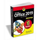 Office 2019 All-in-One For Dummies ($24.00 Value) FREE for a Limited Time (Mac & PC) Discount