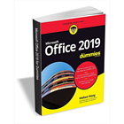 Office 2019 For Dummies ($29.99 Value) Free for a Limited TimeDiscount